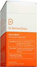 Dr. Dennis Gross Skincare Alpha Beta Universal Daily Peel, 30 Packettes