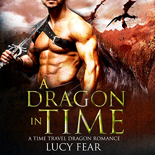 A Dragon in Time audiobook cover art