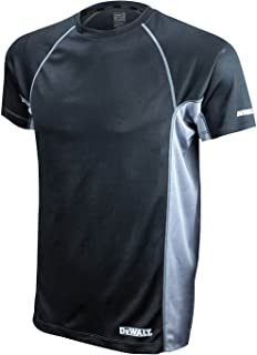 DEWALT DST11-NPBB-XL Non-Rated Two Tone Performance T-Shirt, X-Large