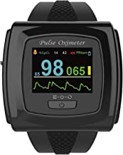 Bluetooth-Enabled 50F Plus Wrist Pulse Oximeter Heart Rate Monitor with Innovo SnugFit Probe (not Compatible with Mac)