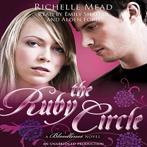 Couverture de The Ruby Circle