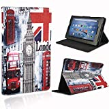 FINDING CASE for Amazon Fire HD 8 Alexa Tablet (8th / 7th /
