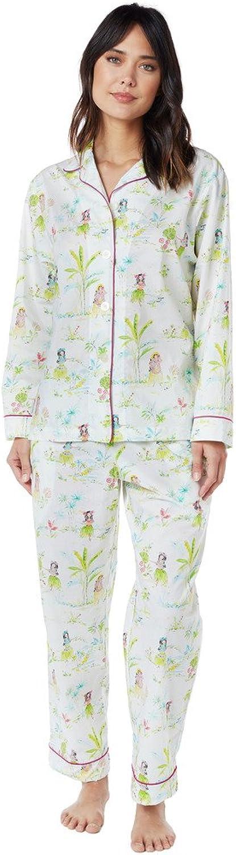 The Cat's Pajamas Aloha Pima Pajama