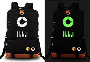 Siawasey Japanese Anime Cartoon Cosplay Luminous Laptop Daypack Backpack Shoulder School Bag