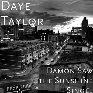 Damon Saw the Sunshine - Single