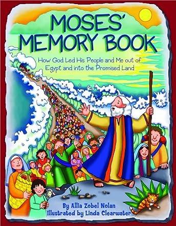 Moses Memory Book