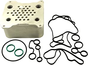 New Oil Cooler Kit For Ford Powerstroke Diesel Engine F250 F350 F450 6.4L 8C3Z6A642A