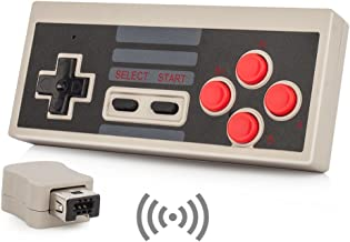 Cooldiy nes classic controller wireless for Nintendo Mini NES Classic Edition