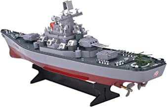 USS Missouri US Navy Battleship RC Military Model Boat 1/250 Remote Control Marine Warship