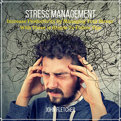 Stress Management  By  cover art