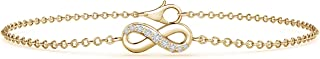 Best diamond tennis ankle bracelet Reviews