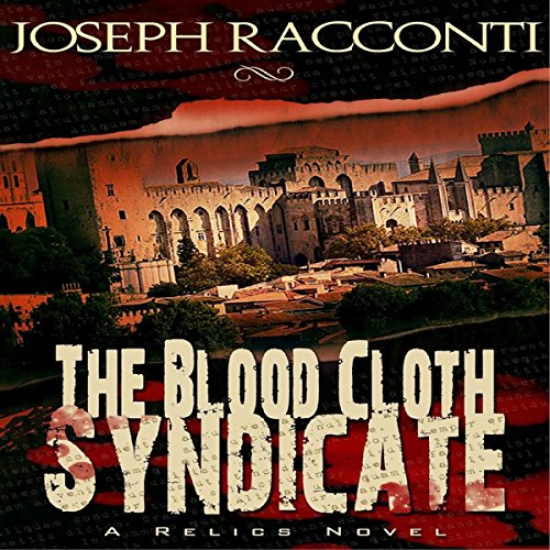The Blood Cloth Syndicate audiobook cover art