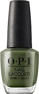 OPI Nail Lacquer, Greens