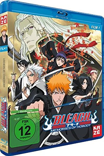 Bleach - Movie 1: Memories of Nobody - [Blu-ray] - [Limited Edition]