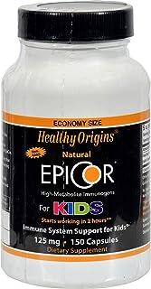 Healthy Origins EpiCor For Kids - 125 mg - 150 Capsules