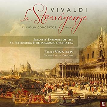 Vivaldi: La Stravaganza (12 Violin Concertos, Op. 4)