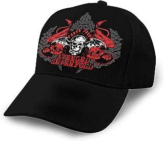 Avenged Sevenfold-Nightmare Unisex Classic Cap Printing Duck Tongue Baseball Hats Snapback Hat
