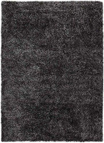 Teppich Barbara Becker EMOTION silber Groesse: 70 x 140 cm