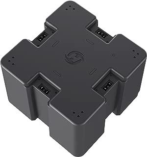 Holy Stone 4in1 for HS110D HS200D 充電器 2A 急速充電 4点マルチ充電ケーブル付き 過放&充電保護機能付き