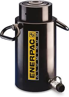 Enerpac RAC-1008 Single-Acting Aluminum Hydraulic Cylinder with 100 Ton Capacity, Single Port, 7.87