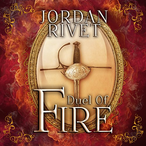 Duel of Fire audiobook cover art
