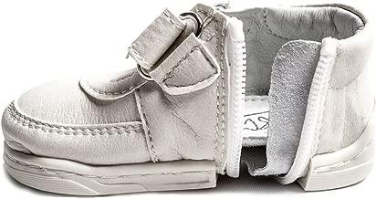 أحذية Happy Baby بسحاب للرضع/الأطفال الصغار، الأولاد البنات، أحذية المشي الأولى، تصميم سحاب فريد