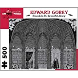 Puzzle: Edward Gorey Dracula 500/Pcs