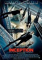 映画 インセプション INCEPTION ポスター 42x30cm  【並行輸入品】 レオナルド ディカプリオ クリストファー ノーラン ジョゼフ ゴードン レヴィット