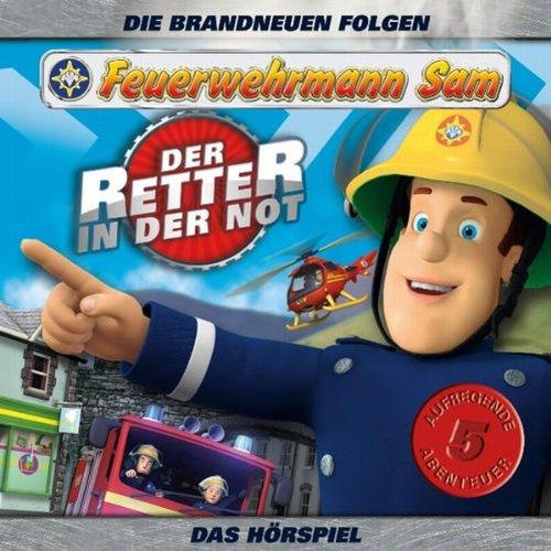 Der Retter in der Not (Feuerwehrmann Sam 3) Titelbild