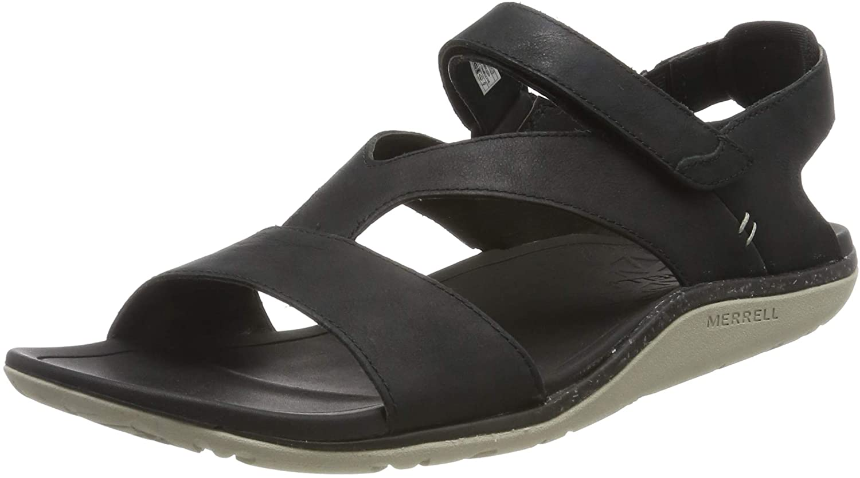 Merrell Women's Trailway Backstrap Leather Sandal