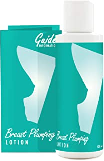COS Naturals Breast Plumping Lotion Enlargement Enhancement Lifting Firming Cream Increase Bust Volume Improve Shape (4 fl. oz. / 120ml)