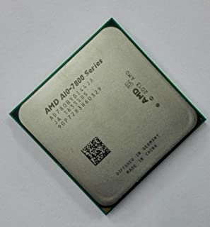 AMD A10-7800 クアッドコア (4コア) 3.50 GHz プロセッサー - ソケット FM2 + OEM パック - 4 MB - あり - 3.90 GHz オーバークロックスピード - 28 nm - AMD - 65 W - ...