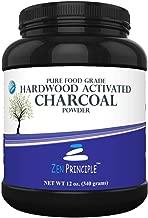 zen charcoal hardwood activated powder