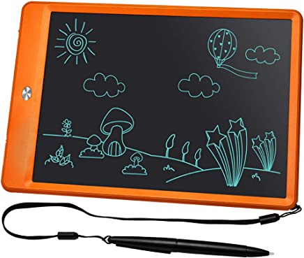 Robincure 12 LCD Writing Pad Digital Drawing Pad Handwriting Board for Home Office