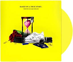 Based On A True Story - Exclusive Limited Edition Translucent Yellow Vinyl LP [Condition-VG+NM]