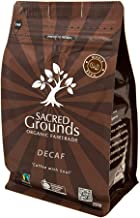 "Sacred Grounds, Organic ""Sacred Blend"" Whole Bean Decaf, 250g"