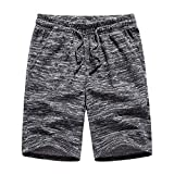 Nobrand Latest Loose Sports Casual Pants Men's Pants Spring and Summer Pants Men's Beach Pants Ice Porcelain Cotton Men's Shorts Quick Drying Pants