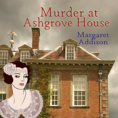Murder at Ashgrove House cover art