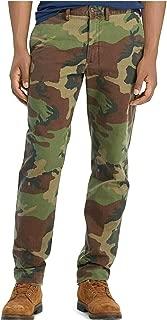 Polo Ralph Lauren Mens Classic Fit Camoufalge Chino Pants