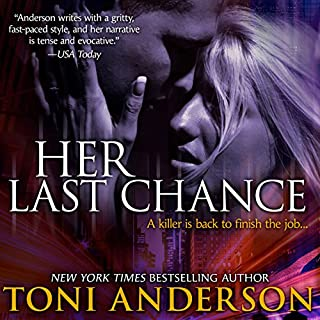 Her Last Chance audiobook cover art
