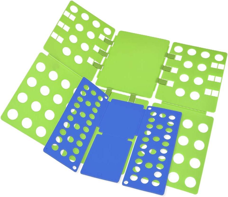 Atlanta Mall T shirt Clothes Folder NEW before selling ☆ T-shirt Folding Flip Board O Laundry Fold