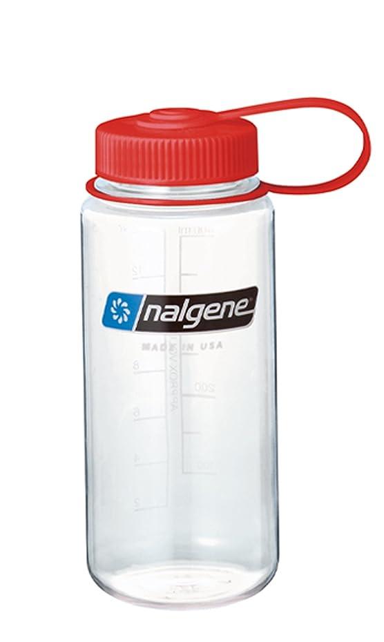 ヨーロッパ帳面創始者nalgene(ナルゲン) カラーボトル 広口0.5L トライタンボトル