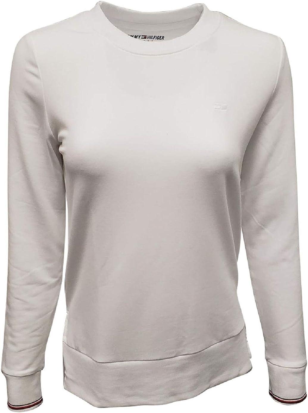 Tommy Hilfiger Sport Women's Lightweight Pullover Crewneck Sweatshirt