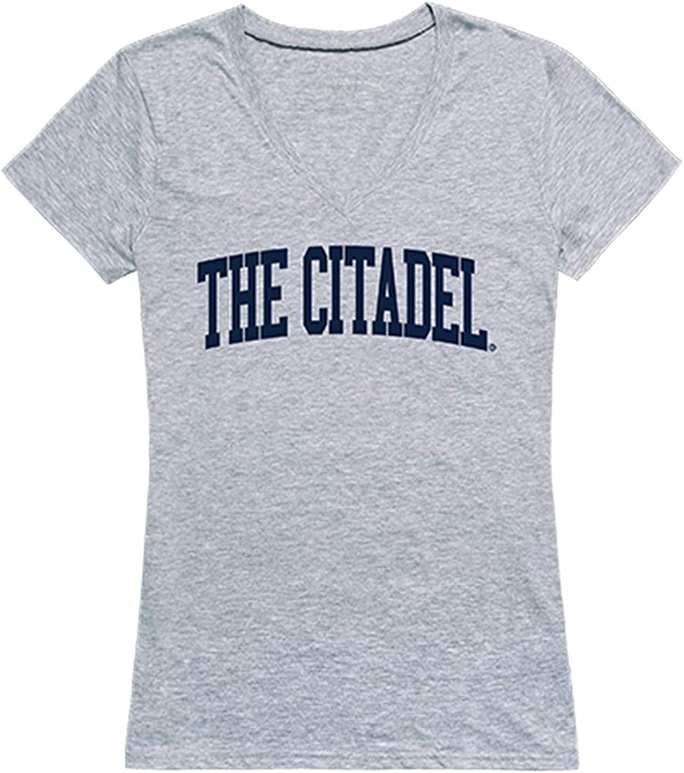 The Citadel Bulldogs NCAA Game Classic quality assurance Tee Day Women's