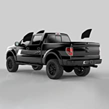 Tint Kits (Computer Cut) for All Four Door Trucks (Front Windows with Practice Pattern)