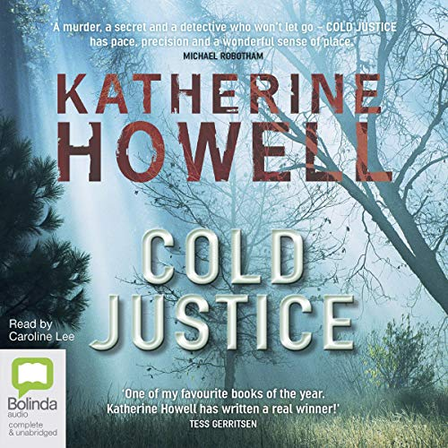 Cold Justice audiobook cover art