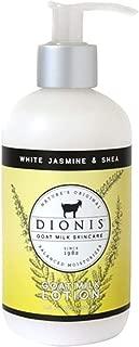 Dionis Goat Milk Skincare Lotion (White Jasmine & Shea, 8.5 oz)