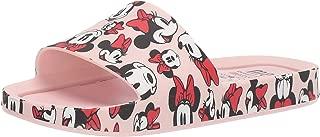 Girl's Mel Beach Slide Mickey and Friends (Little Kid/Big Kid)