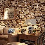 Steine Tapete Study Zimmer Wohnzimmer Restaurant Cafe
