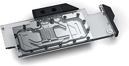EKWB EK-Vector RTX 2080 Ti GPU Waterblock, Nickel/Plexi